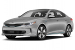 Kia Optima Plug-In Hybrid bulb size