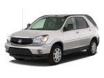 Buick  Rendezvous bulb size